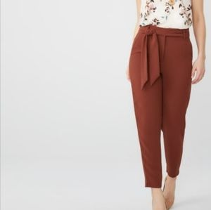 RW&co paperbag trousers